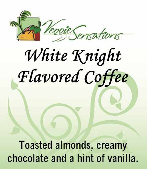 White Knight Flavored Coffee - VeggieSensations