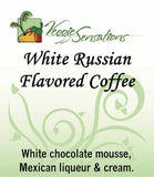 White Russian Flavored Coffee - VeggieSensations