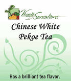 Chinese White Pekoe Tea - Loose Leaf - VeggieSensations