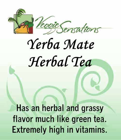 Yerba Mate Herbal Tea - Loose Leaf