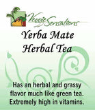 Yerba Mate Herbal Tea - Loose Leaf - VeggieSensations