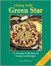 Living with Green Star Juicing Book