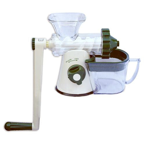 Lexen Wheatgrass Healthy Juicer