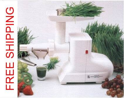 Miracle Wheatgrass Juicer MJ550 - VeggieSensations