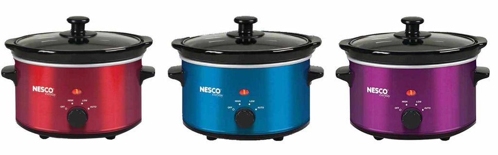 Nesco 1.5 Quart Slow Cooker
