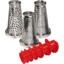 Roma Sauce Maker 4 pc Accessories - VeggieSensations