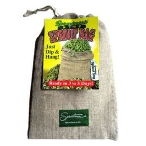 Sproutman Hemp Sprout Bag - VeggieSensations