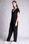 SLINK SHORT SLEEVE JUMPSUIT