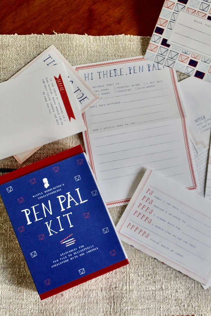 Mr. Boddingtons Studio :: Pen Pal Kit
