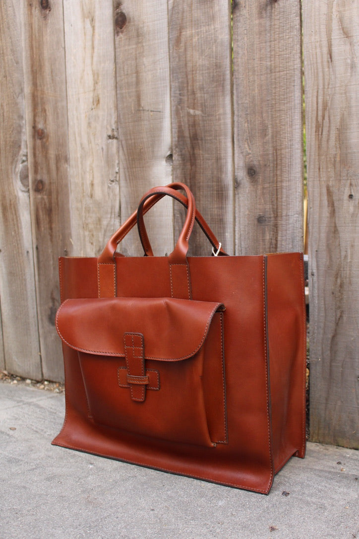 Agnes Baddoo :: Sac 2 Leather