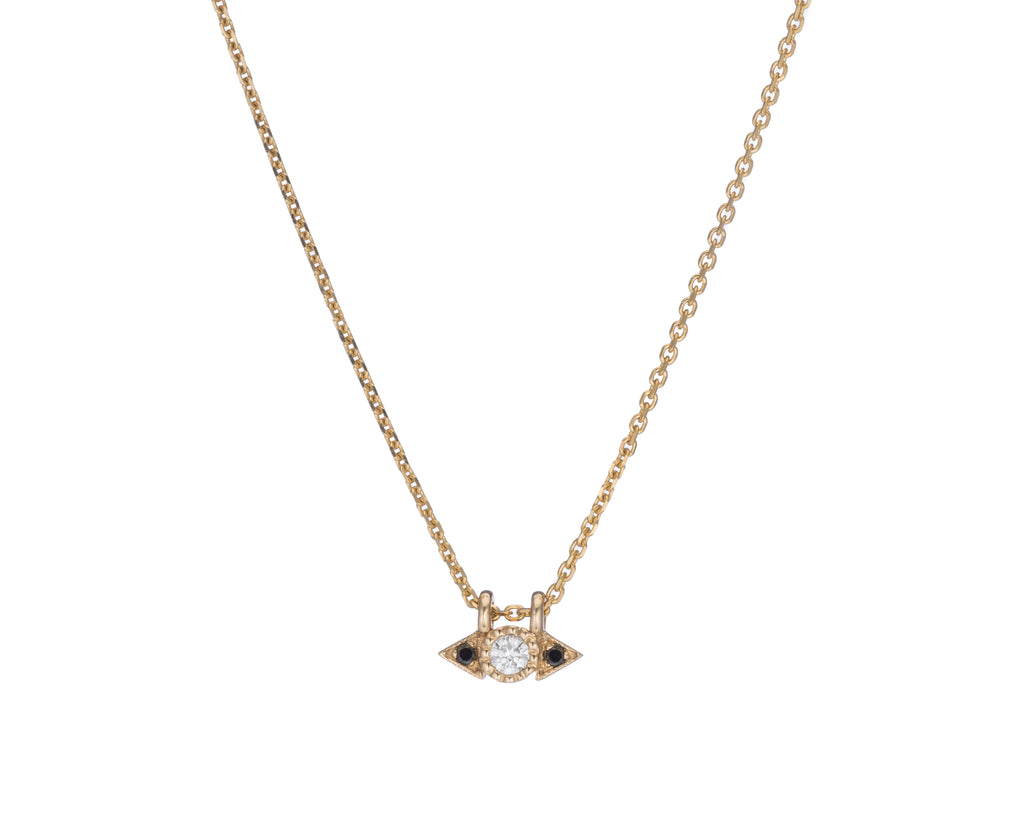 Jennie Kwon Designs :: Diamond Spear Necklace