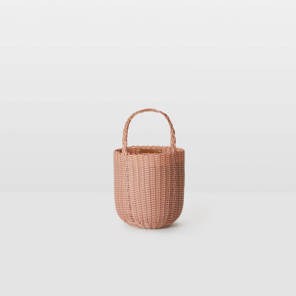 Palorosa Project :: Bucket Basket, Rose