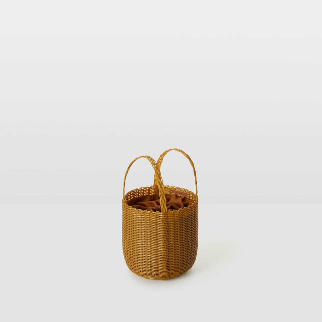 Palorosa Project :: Bucket Basket, Tobacco