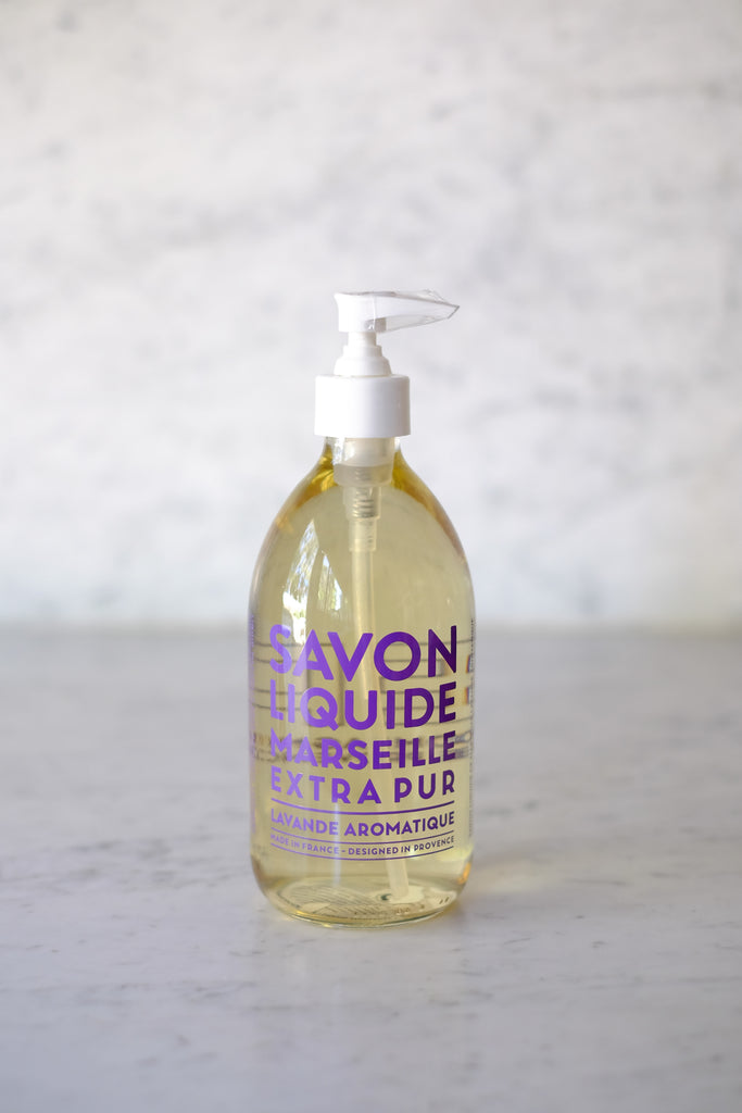 LCDP :: Lavender Liquid Soap