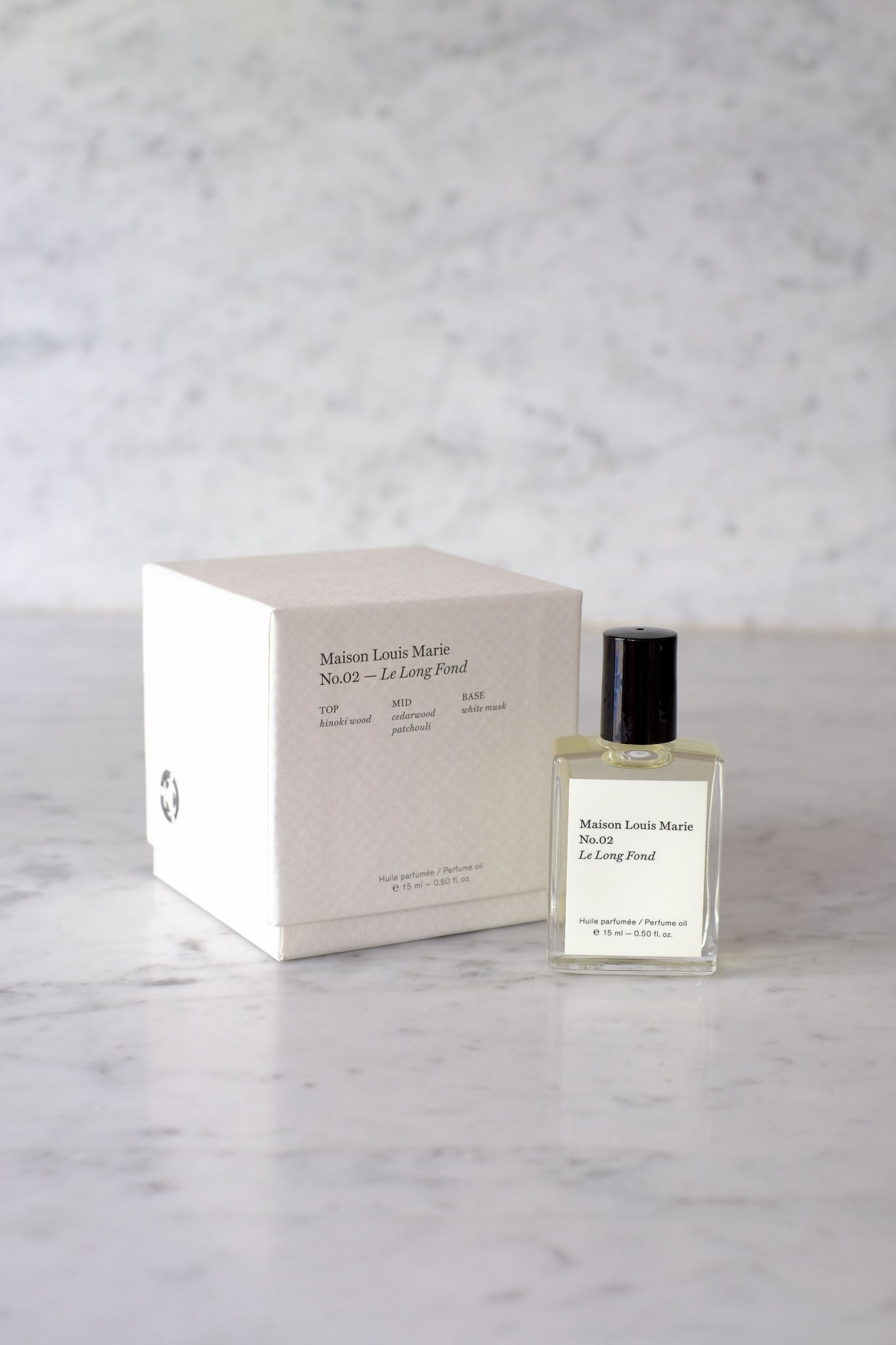 Maison Louis Marie :: Fragrance No. 02, Le Long Fond