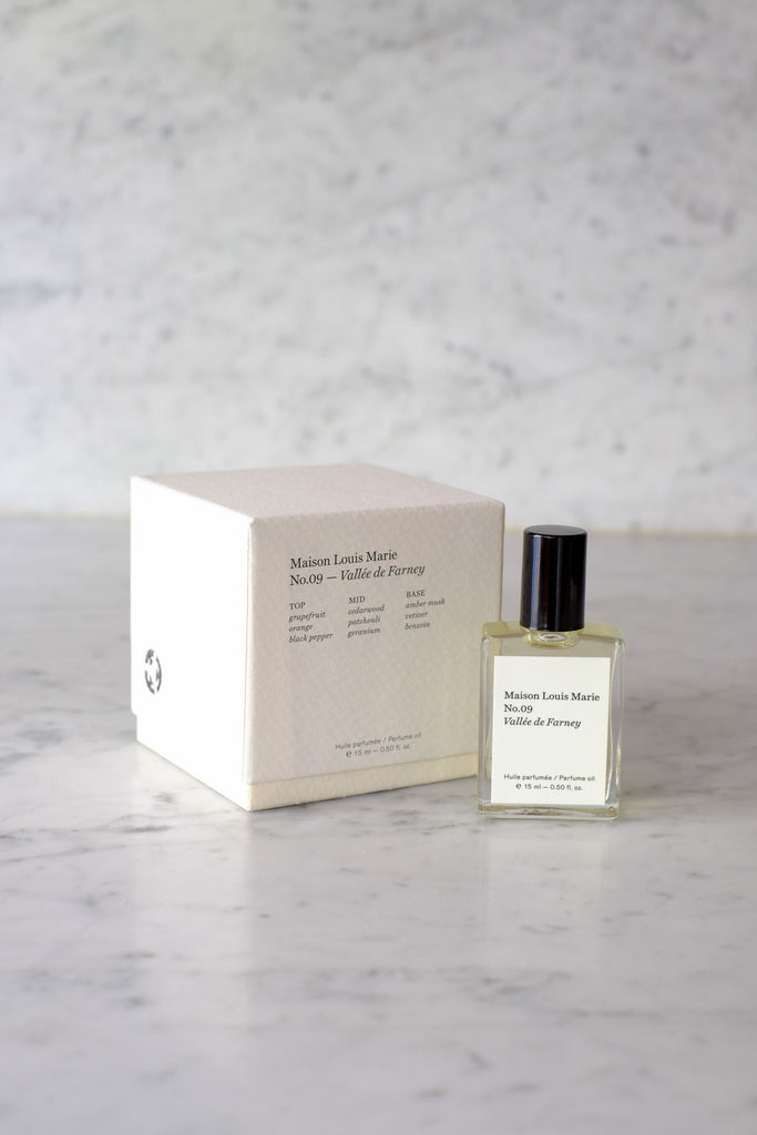 Maison Louis Marie :: Fragrance No. 09, Vallee De Farney
