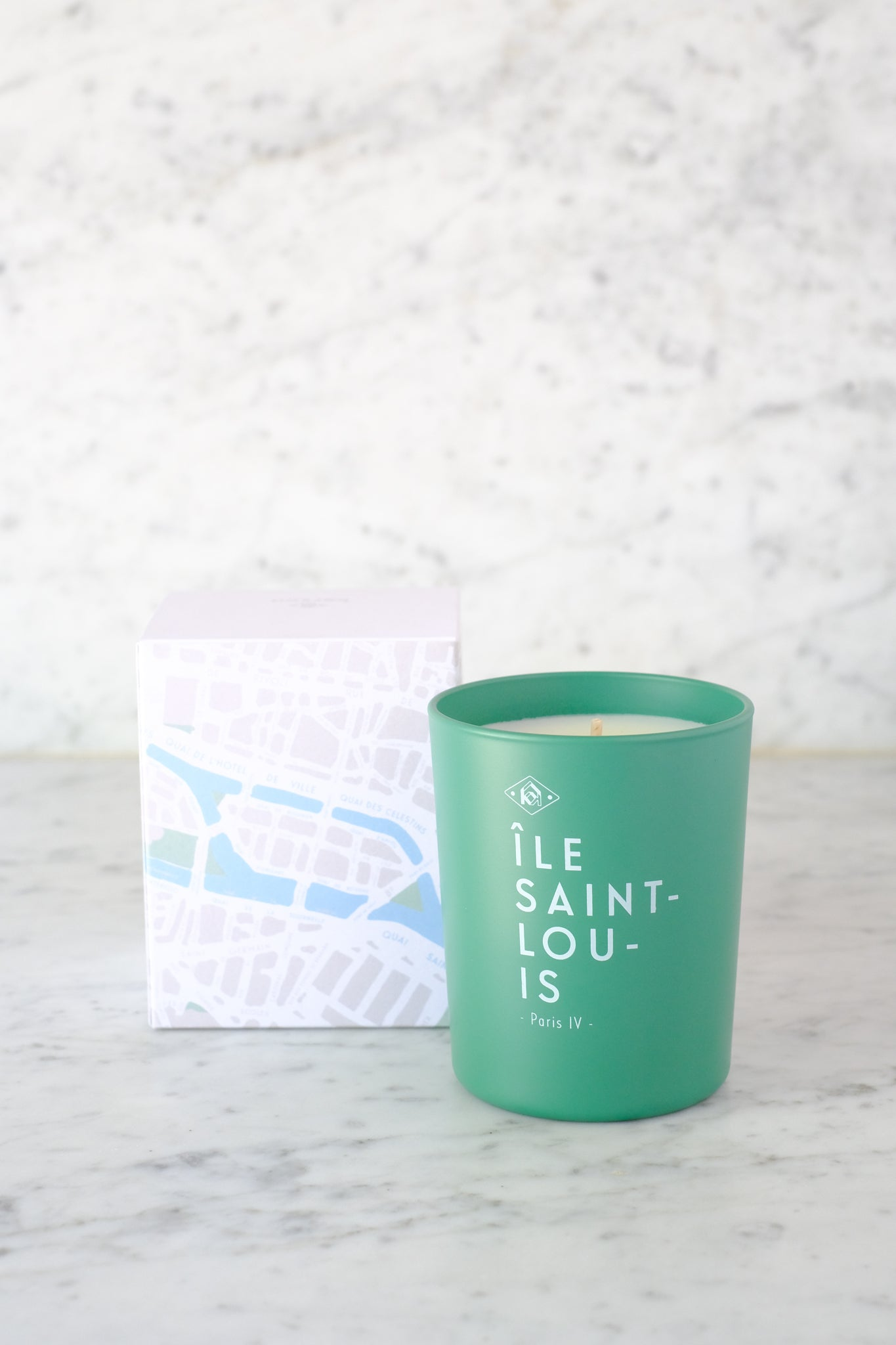 Kerzon :: Ile Saint Louis Candle