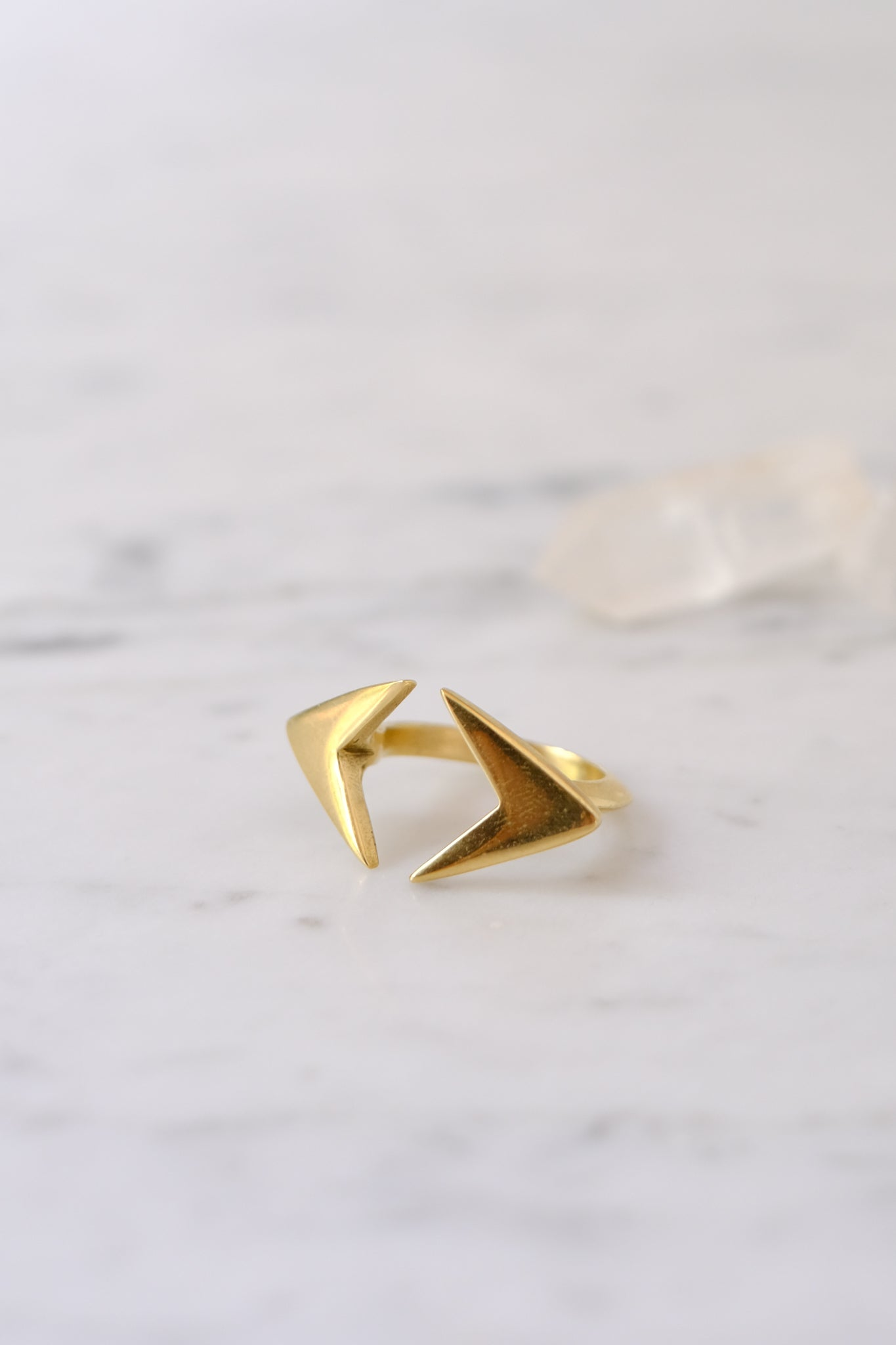 K/ller :: Ring, Double Arrow RIng Size 8