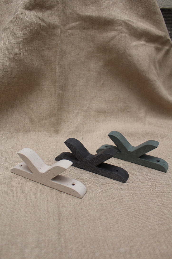 Alice Tacheny Design :: Glyph Wall Hook - K Marine