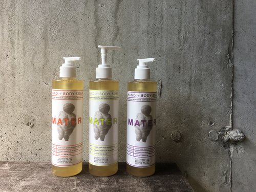 Mater Soap :: Arbor Hand & Body Liquid Soap