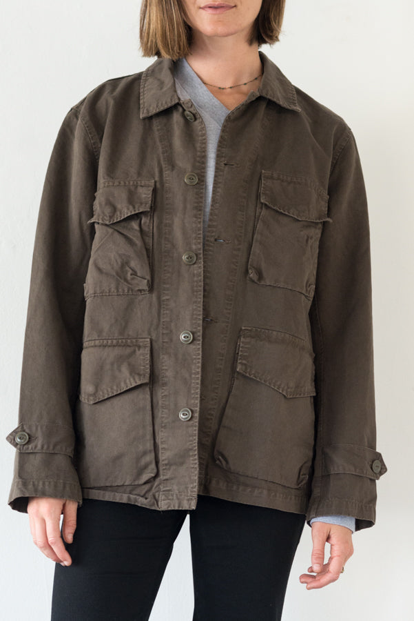Save Khaki :: Twill Army Jacket