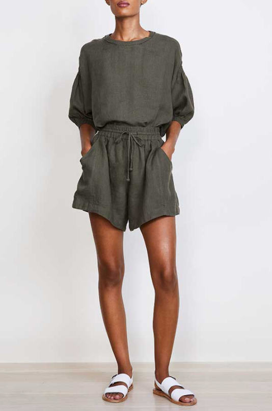 Apiece Apart :: Trail Short, Linen