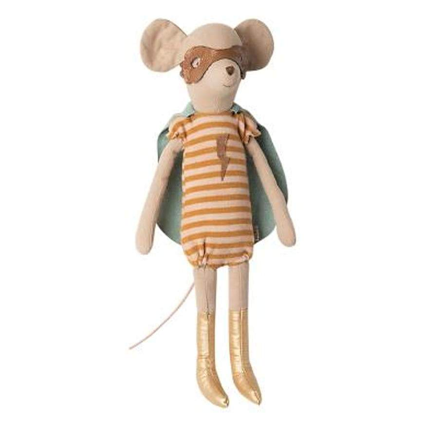 Maileg :: Superhero Mouse, Girl