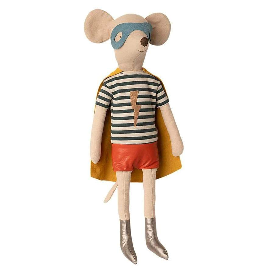 Maileg :: Superhero Mouse, Boy