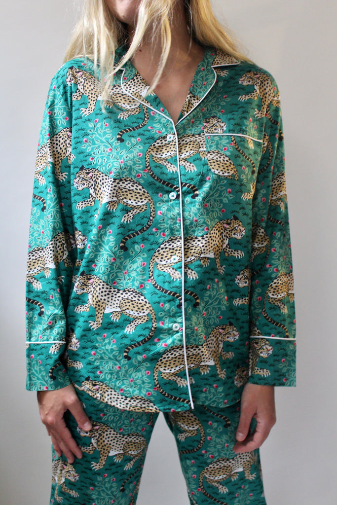 Printfresh :: Bagheera Leopard L/S Sleep Set