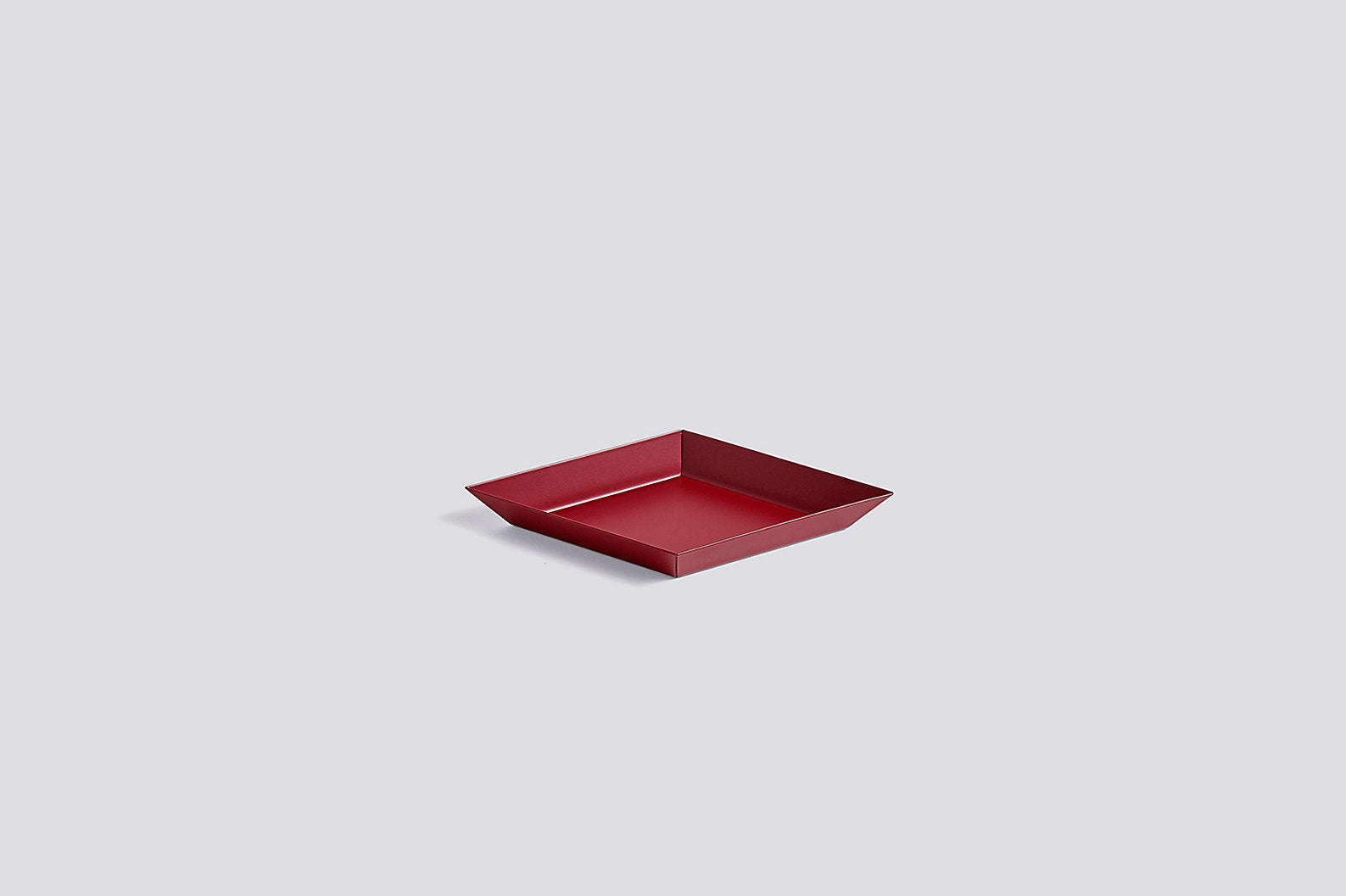 Hay :: Kaleido Tray, Dark Red, Extra Small