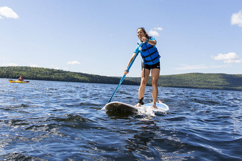 Stand Up Paddle Board in Charlevoix