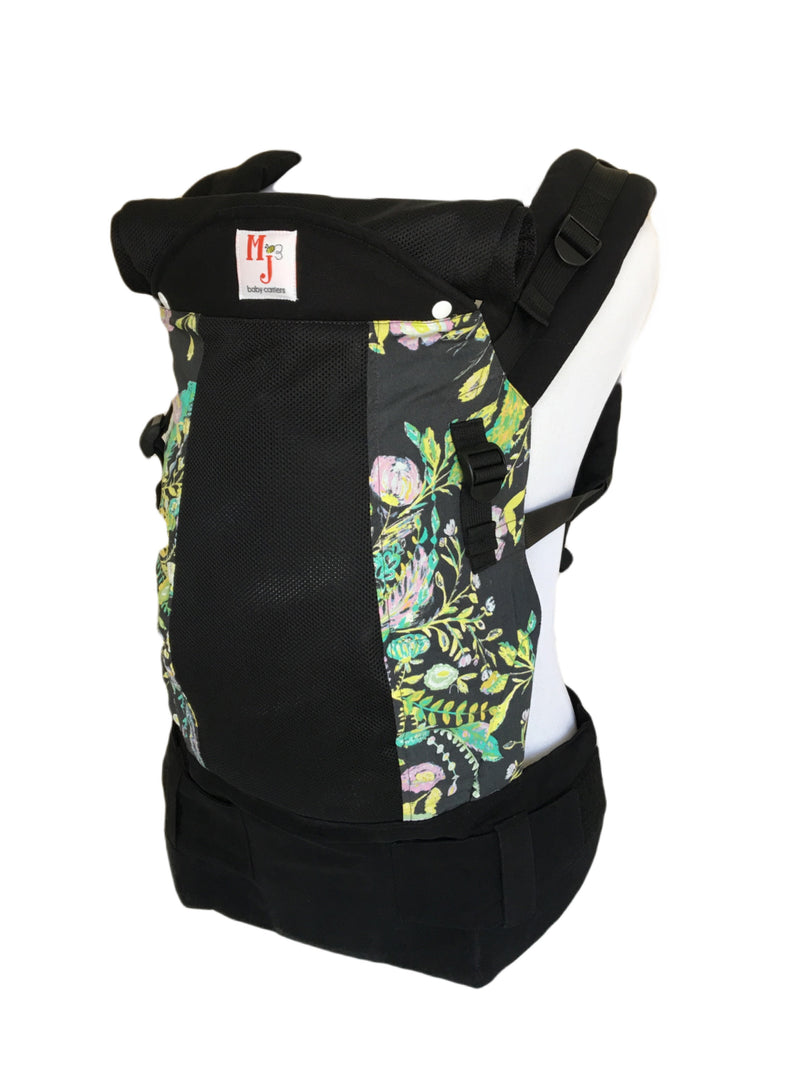 MJ Baby Size Carrier Tips & Tricks!