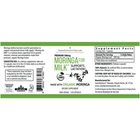 Sweetbottoms Naturals - Moringa for Milk - Grassroots Baby