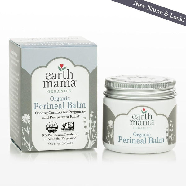 Earth Mama - Organic Perineal Balm - Grassroots Baby