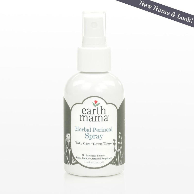 Earth Mama - Organic Herbal Perineal Spray - Grassroots Baby