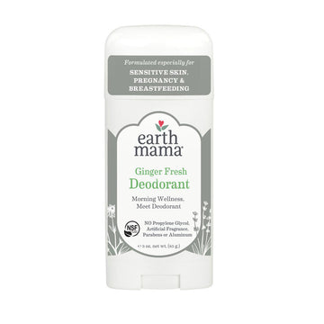 Earth Mama - Deodorant (Ginger Fresh)