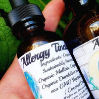Blessing Moon Herbs - Allergy Tincture