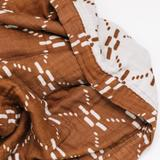 Saranoni - Luxury Muslin Quilt (AJJ Juliet Copper)