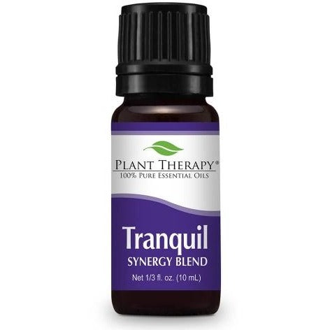 Plant Therapy - Tranquil Synergy Essential Oil - Grassroots Baby