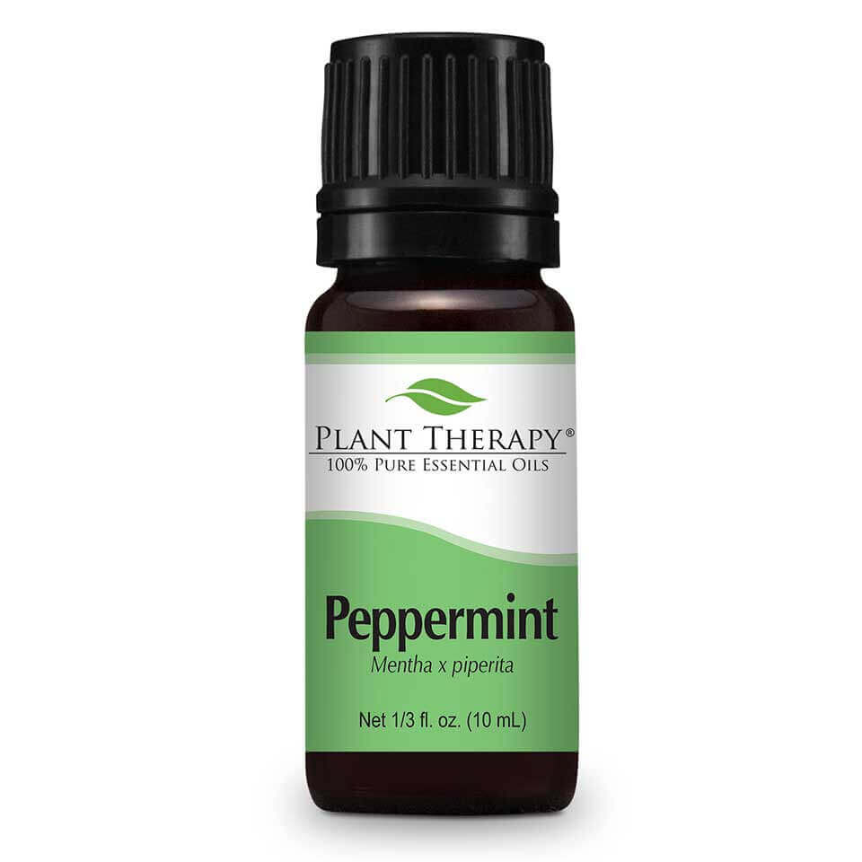 Plant Therapy - Peppermint Essential Oil 10 mL