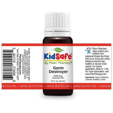 Plant Therapy - Germ Destroyer KidSafe Essential Oil Blend
