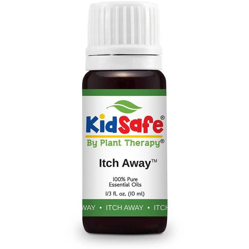 Plant Therapy - Itch Away KidSafe Essential Oil 10mL - Grassroots Baby