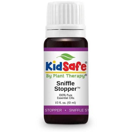 Plant Therapy - Sniffle Stopper KidSafe Essential Oil 10 mL - Grassroots Baby
