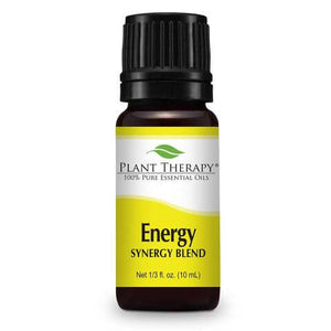Plant Therapy - Energy Essential Oil Blend - Grassroots Baby