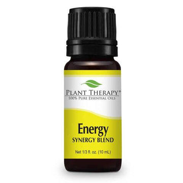 Plant Therapy - Energy Essential Oil Blend
