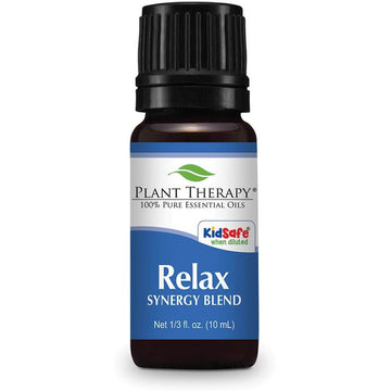 Plant Therapy - Relax Essential Oil Blend