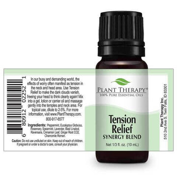 Plant Therapy - Tension Relief Blend
