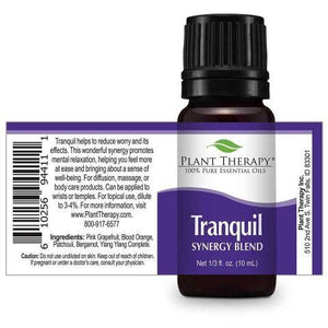 Plant Therapy - Tranquil Essential Oil Blend - Grassroots Baby