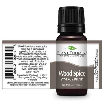 Plant Therapy - Wood Spice Blend