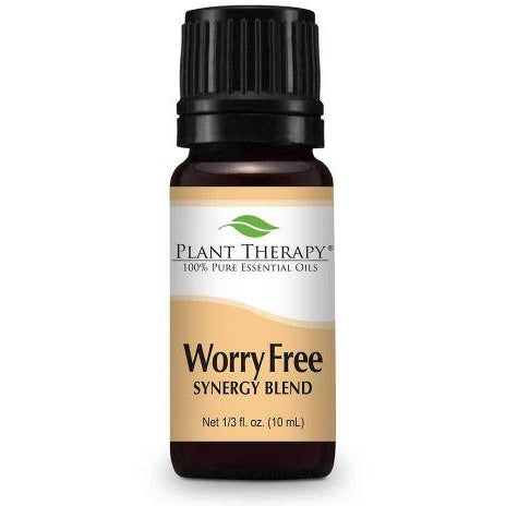 Plant Therapy - Worry Free Synergy Essential Oil - Grassroots Baby
